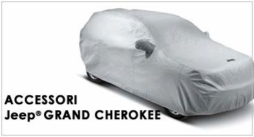 Accessori Concessionaria Tamburini Auto Grand Cherokke