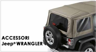 Accessori Concessionaria Tamburini Auto Jeep Wrangler