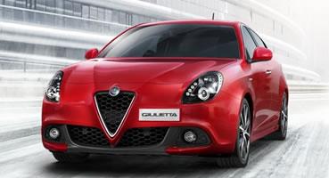 Alfa Romeo Conceccionaria Tamburini Auto Giulietta