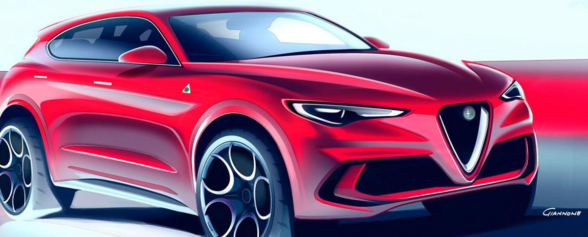 Alfa Romeo Conceccionaria Tamburini Auto Stelvio