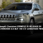 Concessionaria Tamburini Promozione Jeep