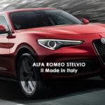 Alfa Romeo Stelvio Concessionaria Tamburini Arezzo Auto