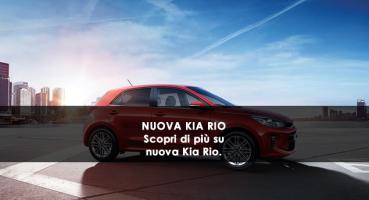 Concessionaria Tamburini Auto Nuova Kia Rio