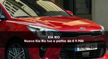 Alfa Romeo Nuova Kia Rio Arezzo Auto
